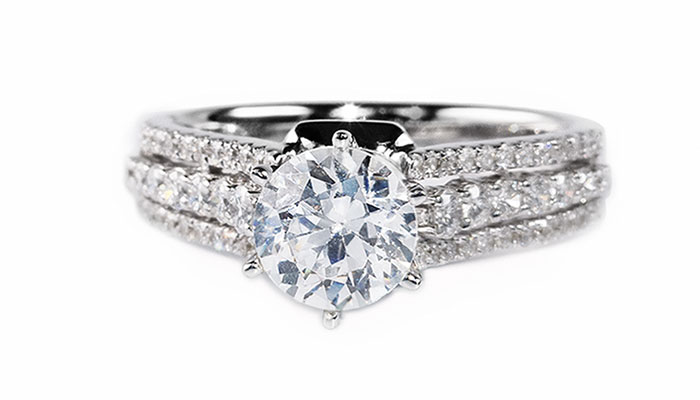 Image result for custom engagement rings